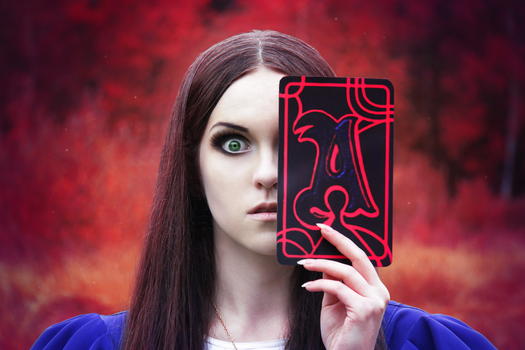 American McGee Alice COSPLAY [3] by AliceYuric
