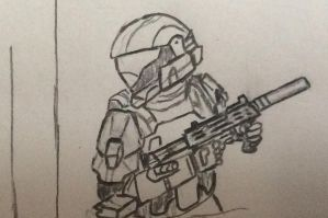 ODST request WIP by JUSTinnator4