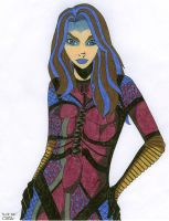 Illyria - Angel, Season 5 by Slayer730