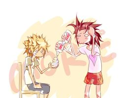 akuroku? : I need mooooooore by illbewaiting