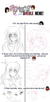 Double meme with Cherie by happysmily