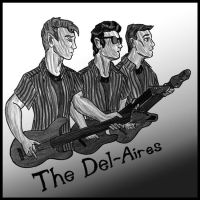 The Del-Aires by ArchiCrash
