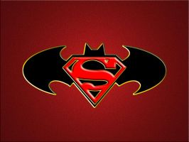 Batman and Superman by Linkdb