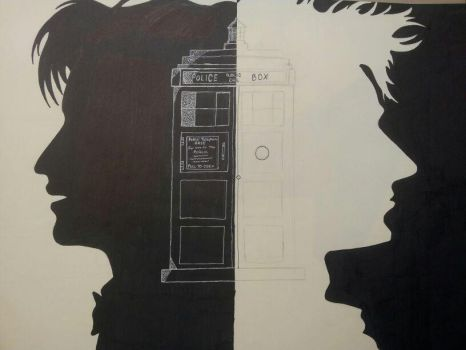 The 2 Doctors by CoffinCadaver