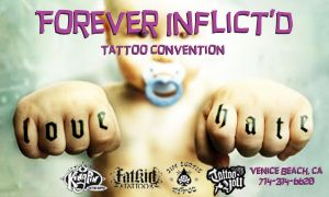 Forever Inflict'd Campaign 3 by AprilDamron