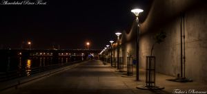 Ahmedabad River Front 06 - Walk Way by TusharBoss