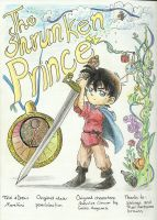 The Shrunken Prince: Cover by Mareliini
