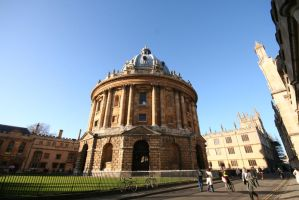 Radcliffe Camera by evelynzee