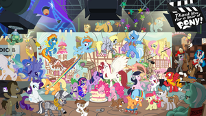 Thank You Poster for Studio B / DHX by Timon1771