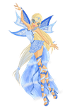 Sahra: Harmonix (NEW!) by xXDiamondStarXx