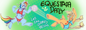 EQD Olympics Banner by Inkypad