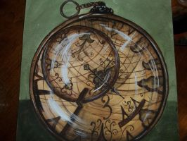 clockworks by paintingmama