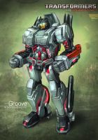 WFC Groove CA by bokuman