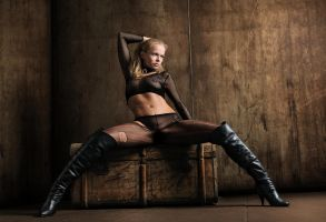 Puss in Boots by creativephotoworks
