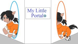 My little portal by cartoonfan88