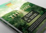 I Am The Way Church Flyer Template by Godserv