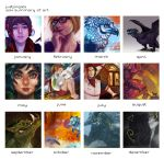 2014: Summary of Art by justjingles