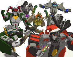 Allspark Secret Santa by beamer