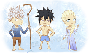 Ice Mages by Enara123