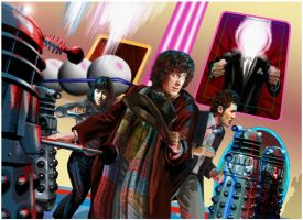 Dr Who: Scratchman 2 by BrianAW