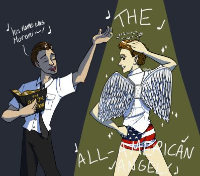 All-American by TheRambler13