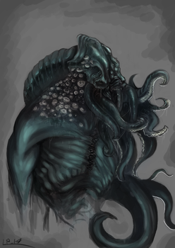 Cthulhu Design by Ubergank