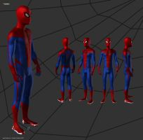 Spiderman New movie Suit by patokali