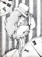 In Ink: Emilie Autumn by Opal-Heart126