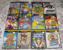 GameCube Collection - Part 3 by T95Master
