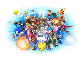Super Smash Bros. Wii U To MMD [Hype Meter] by ShadowlesWOLF