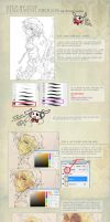 steampunk colouring tutorial by circus-usagi