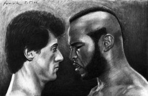 Rocky VS Clubber by FrankGo