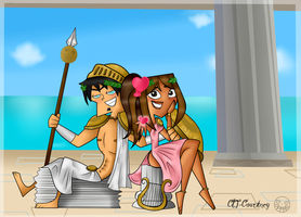 Greek Gods DXC by CIT-Courtney