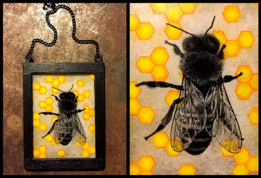 Bee by Rougaroux