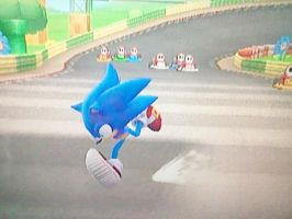 SONIC,S THE NAME SPEEDS MY GAME!!! by AZURA-FANG