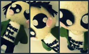 frank iero doll by galoveunicorns