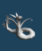 Serperior 3D 360 Spin by Sabi996