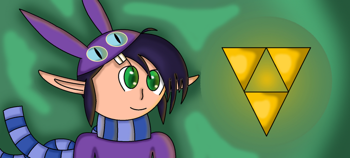 Ravio by YoungHeroOfTime