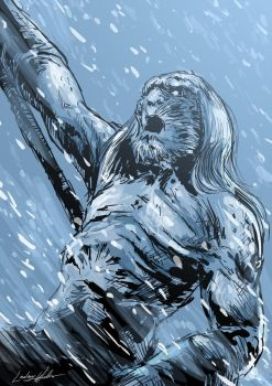 Game of Thrones - White Walker by puggdogg