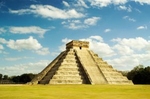 Chichen Itza by ArjenCalter