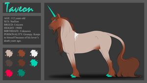 .:Taveon Reference 2013:. by PeaBlueJr