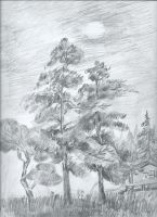 My First Tree :) by Dedejeans