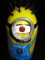 minion egg 5 by toastles