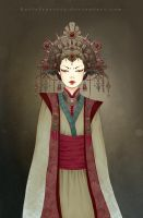 Turandot by KarlaFrazetty