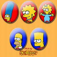 The Simpsons by LastScout