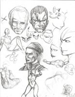 Dre Day Sketches 82 by Dreballin3x
