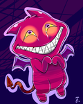 Ultimate Chimera- Cheshire Cat Edition by tuberousvegetable