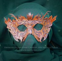 Greenman Mask Final by MPFitzpatrick