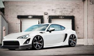 Toyota GT86 White Edition by RDJDesign
