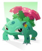 Venusaur (final) by placitte2012